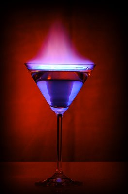 FlamingMartini