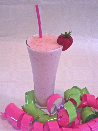StrawberryBananaSmoothie